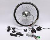kit eléctrico engranado 2017 250W-350W de la E-Bici del kit del motor del eje de la bicicleta del motor sin cepillo