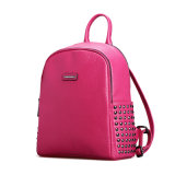 Backpack del Lady alla moda con Pink Color (6135)