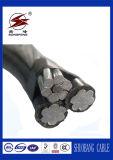 PVC絶縁体IECの標準空気の束ケーブル