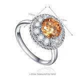 2015 vendite aperte dei monili dell'anello dell'argento di stile in linea (R-0559)