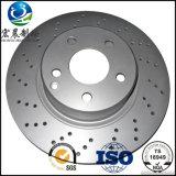 포드 차 ISO9001를 위한 교련된 브레이크 디스크