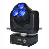 LED 급상승 이동하는 맨 위 빛 3X15W RGBW 4in1