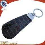 Forma personalizada personalizado Llavero de cuero de la PU Promocional