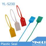 수송 안전 밀봉 플라스틱 물개 (YL-S230)