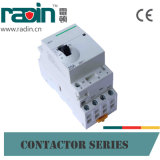 Contactor modular Wct-25A / 4p com operação manual