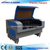 Máquina de gravura de couro do laser do CO2
