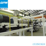 Chaîne de production en plastique de panneau de feuille de PVC de machine