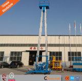 Heet verkoop de Draagbare Lift van het Aluminium van de Mens van de Fabriek van China