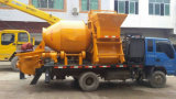 Jbt30 Electric Portable Concrete Mixer와 Pump