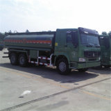 판매를 위한 Sinotruk HOWO 20cbm 20000L 물 유조 트럭