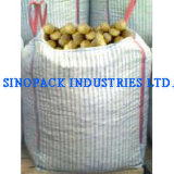 FIBC ventilado Bags com Breathable PP Fabric para Onion, Garlic
