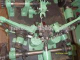 Автомат для изготовления колючей проволоки двойных стренг самого лучшего цены высокоскоростной автоматический, обратная колючая проволока закрутки делая машину