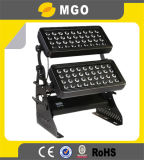 LED Moving Light 72pcsx10W IP65 RGBW LED Wall Washer