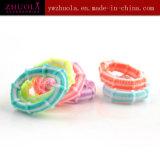 Levering voor doorverkoop van de Toebehoren van het Haar van de baby de Kleurrijke Nylon