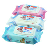 2015 новый OEM Baby Wet Wipes Design 80PCS