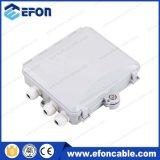 옥외 1*4 1*8 PLC 쪼개는 도구 FTTH 광섬유 끝 상자 (FDB-012E)