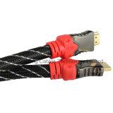 Kabel-Hersteller des 30m Hochgeschwindigkeits-M/M MetallHDMI HDMI