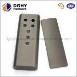 Parti di macinazione di CNC dell'alluminio anodizzate colore su ordine di alta precisione