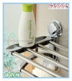 Banheiro cromado ajustável que cabe a Multi-Fuction cremalheira de toalha