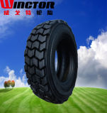 10-16.5 Los neumáticos sólidos del lince, cargador del buey del patín cansan 10X16.5 para exportar