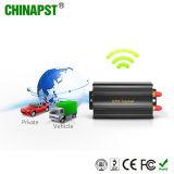 Tempo real GSM/GPRS com o perseguidor do GPS do veículo do sensor da vibração (PST-VT103A)
