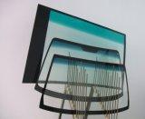 vidrio de cristal acodado /Sgp laminado claro de /Safety del vidrio de 6.76mm/8.76mm/12.76m m