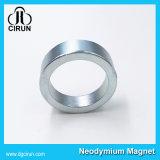 N35強いネオジムの希土類リングのスピーカーの磁石