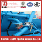 Caminhão pequeno da água de esgoto do vácuo do caminhão da sução da água de esgoto de Dongfeng 4*2 5 toneladas