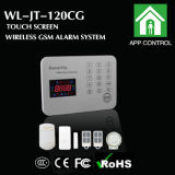 Security senza fili GSM Alarm con Touch Keypad