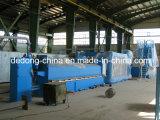 Machine de schéma en aluminium ordinaire de panne de fil