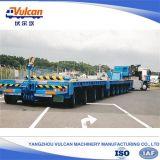 Remorque de service de camion de Multi-Essieu lourd particulièrement pour le récipient (personnalisé)