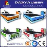 Máquina de corte do laser da fibra do baixo preço 1500W para a Senhora e os Ss
