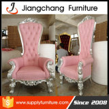 throne Royal Chair Wedding 우수한 질 임금