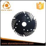 La rueda del corte del mármol del granito del diamante de la alta calidad vio la lámina
