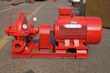 Secional-Tipo de vários estágios bomba da Único-Sução da luta contra o incêndio