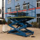 Il Ce elevatore dell'automobile della Tabella di elevatore da 2.5 tonnellate Scissor l'elevatore (AAE-MS130.2535)