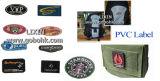 O PVC etiqueta a máquina programável do gotejamento com PVC, silicone, borracha, plástico etc.