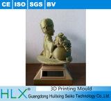 Impresora ambiental 3D con el filamento del PLA