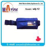 Anel de vida inflável da cintura da cor azul do fabricante 110n de China