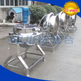 China Cooking Jacket Kettle com Mixer (Tilting Type)