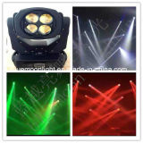 가장 새로운 Super High Power 4PCS 25W LED Beam Moving Head Light