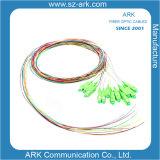 Cable de fibra óptica del surtidor de Shenzhen