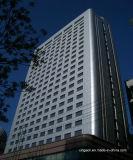 Globond 4mm PVDF zusammengesetztes Aluminiumpanel für Außendekoration, Wand-Umhüllung, Fassade