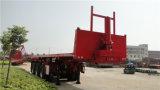 3 ausgebender/hydraulischer anhebender Kipper-LKW-halb Schlussteil Wellen-Selbst