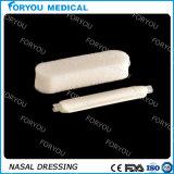 Emballage nasal avec le tube ND802t de voie aérienne