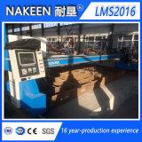 Máquina de estaca modelo do plasma do CNC do pórtico