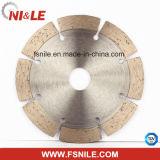 Blad van de Zaag van Univeral het Diamant Gesegmenteerde voor Beton (105mm tot 250mm)