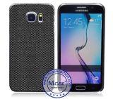 Migliore cassa reale del telefono della fibra del carbonio dei prodotti 100% per la galassia S6 di Samsung