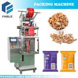 Les graines de sucre de machine à emballer de granule de sel