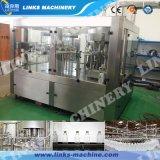Máquina de enchimento automática da água mineral do frasco do animal de estimação